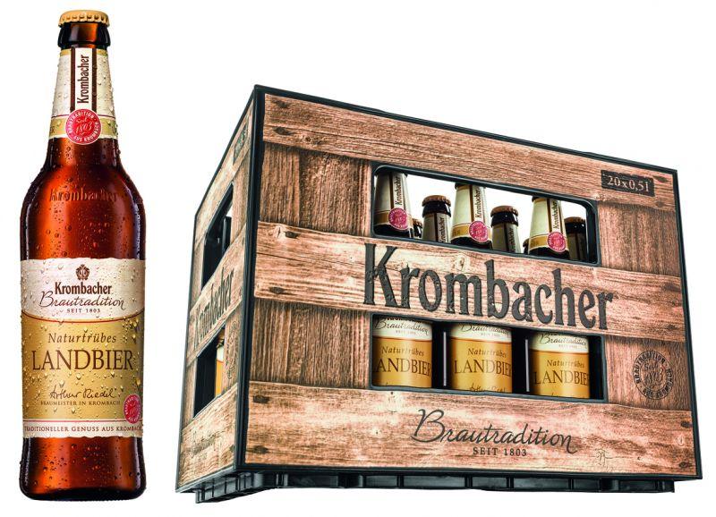 krombacher setzt erfolgskurs mit neuprodukten fort wirsiegen das siegerland portal. Black Bedroom Furniture Sets. Home Design Ideas