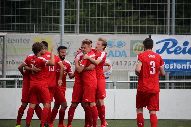Pokalspiel Des 1 Fc Kaan Marienborn Gegen Lennestadt Zu Späterer