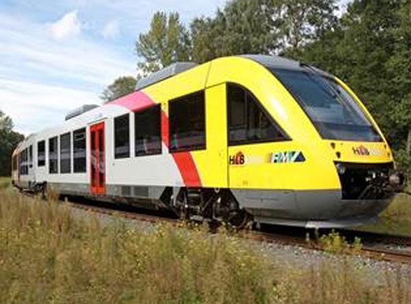 Hessische Landesbahn - Vergleichsfoto