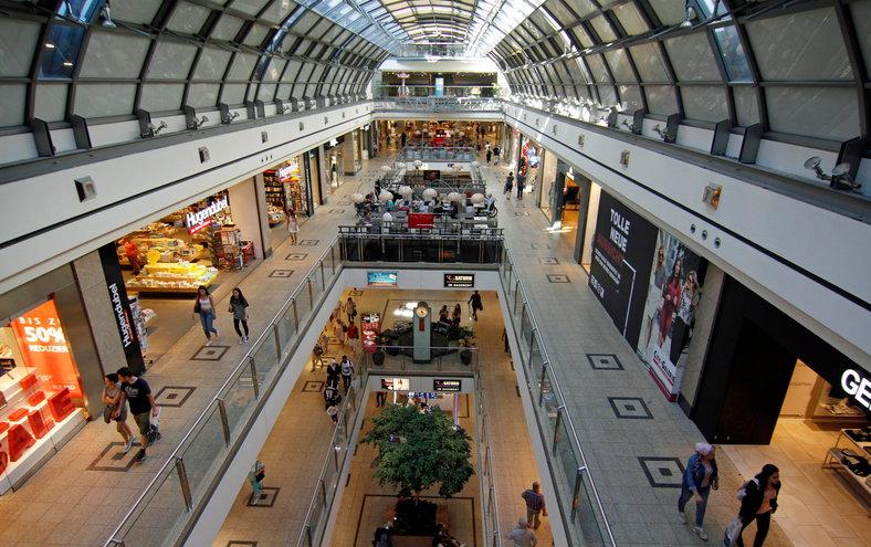 City Galerie Siegen Läden