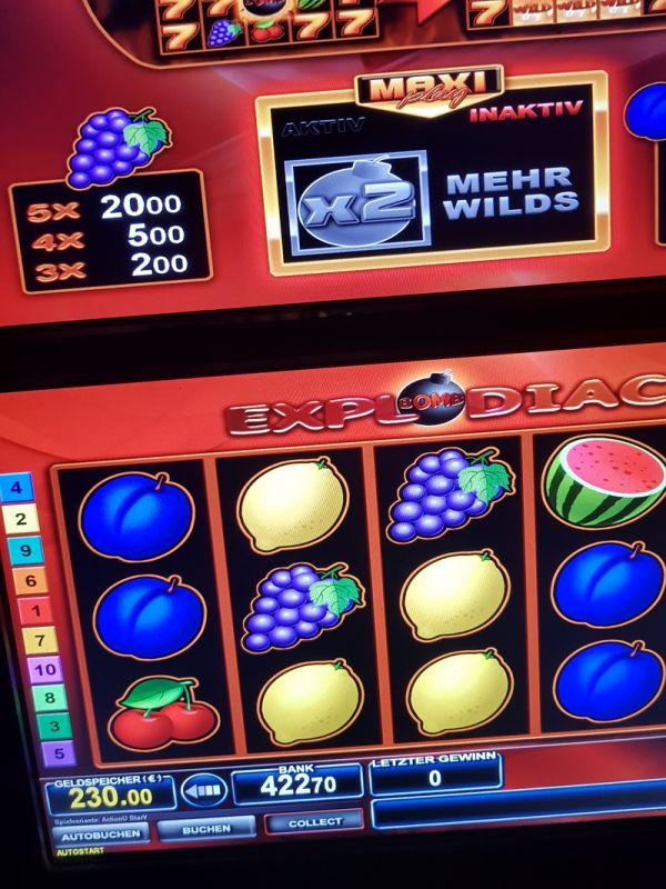 casino nur 1 euro