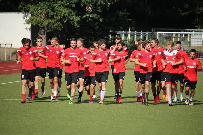 Vorbereitungsplan 1 Fc Kaan Marienborn Wirsiegen Das Siegerland