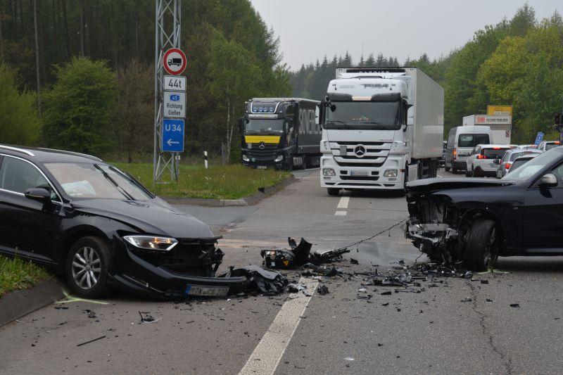 Unfall Burbach Heute