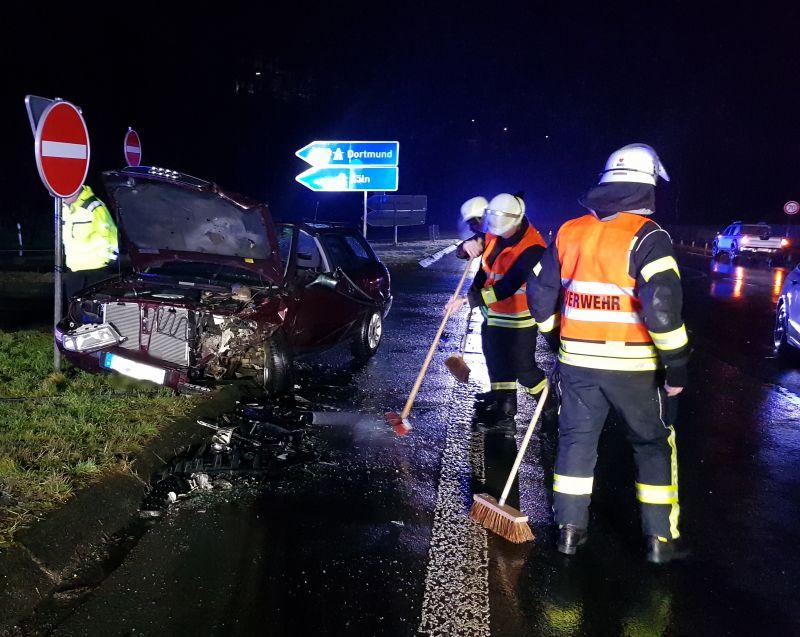Freudenberg Unfall