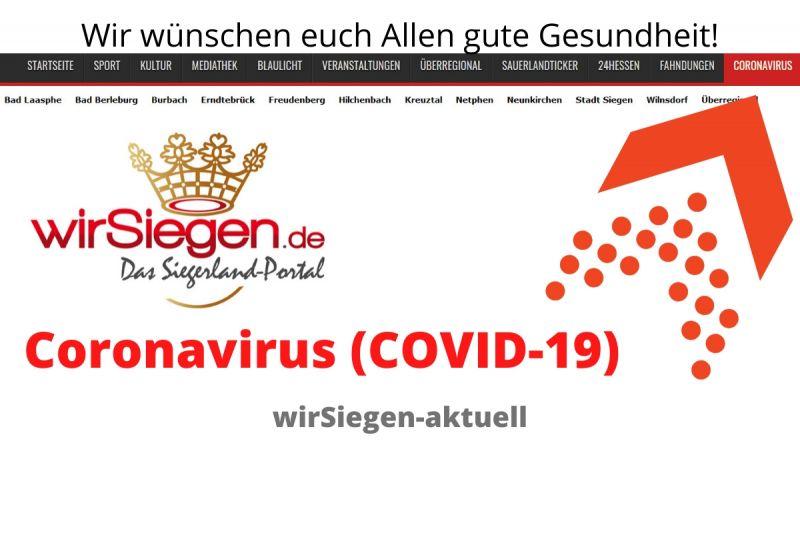 Coronavirus Siegen