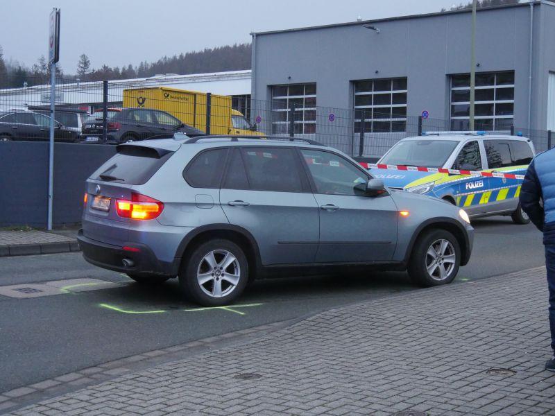 Polizeieinsatz Siegen Heute